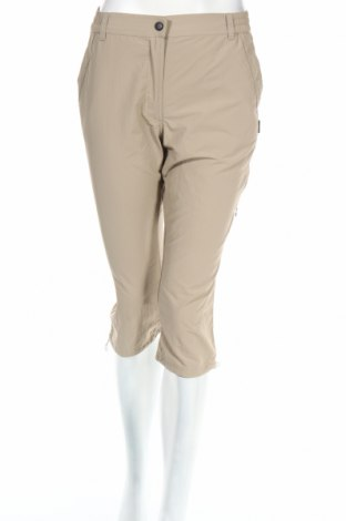 Дамски панталон Big Tramp, Размер S, Цвят Бежов, Полиамид, Цена 3,12лв.