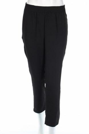 Дамски панталон Cortefiel, Размер XL, Цвят Черен, Полиестер, Цена 30,78лв.