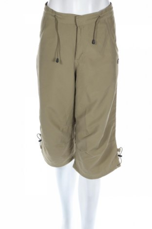 Дамски панталон Crane Sports, Размер M, Цвят Зелен, Полиестер, Цена 3,22лв.