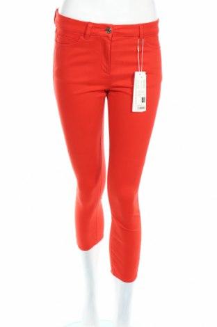 Дамски панталон Esprit, Размер XS, Цвят Оранжев, 80% памук, 17% вискоза, 3% еластан, Цена 20,40лв.
