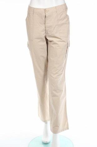 Дамски панталон Hennes, Размер M, Цвят Бежов, Памук, Цена 6,90лв.