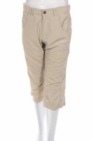 Дамски панталон Icepeak, Размер M, Цвят Бежов, Полиамид, Цена 6,00лв.