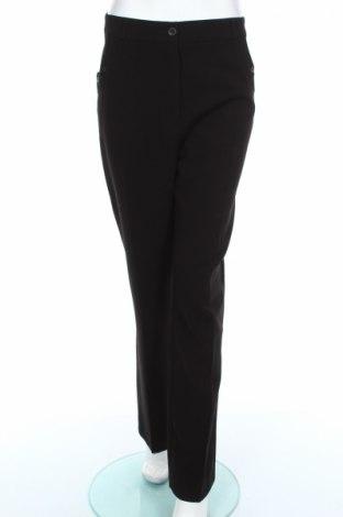 Pantaloni de femei Scottage, Mărime XL, Culoare Negru, 65% poliester, 30% viscoză, 5% elastan, Preț 50,53 Lei