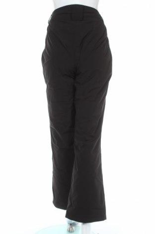Дамски панталон за зимни спортове Ulla Popken, Размер L, Цвят Черен, 94% полиестер, 6% еластан, Цена 52,15лв.