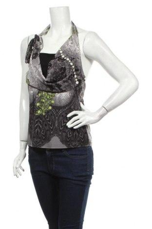 Γυναικείο αμάνικο μπλουζάκι Bel&Bo, Μέγεθος M, Χρώμα Πολύχρωμο, 93% πολυεστέρας, 7% ελαστάνη, Τιμή 2,76€