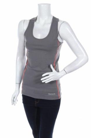 Tricou de damă Bench, Mărime M, Culoare Gri, 92% poliamidă, 8% elastan, Preț 64,42 Lei