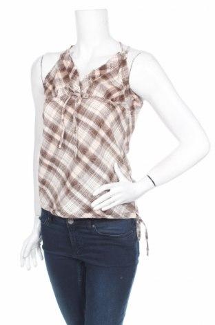 Γυναικείο αμάνικο μπλουζάκι O.ha, Μέγεθος S, Χρώμα Πολύχρωμο, Βαμβάκι, Τιμή 3,12€