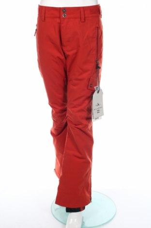 Дамски спортен панталон Billabong, Размер L, Цвят Оранжев, 65% полиестер, 35% памук, Цена 98,02лв.