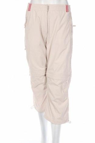 Дамски спортен панталон TCM, Размер S, Цвят Бежов, 67% полиестер, 33% памук, Цена 3,22лв.