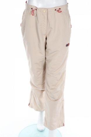 Дамски спортен панталон TCM, Размер M, Цвят Бежов, Цена 3,12лв.