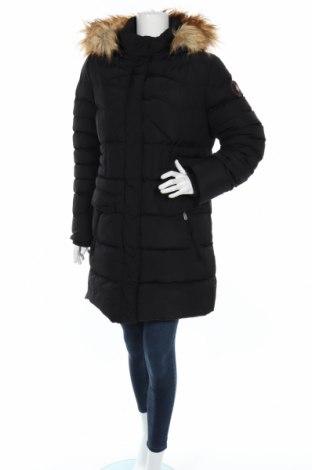 Дамско яке Geographical Norway, Размер L, Цвят Черен, Полиестер, Цена 124,32лв.