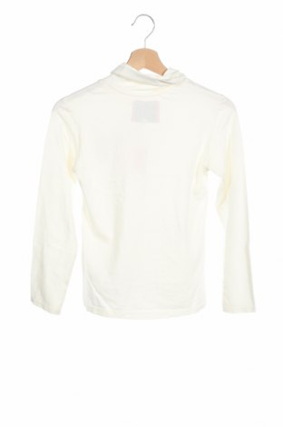 Детска блуза Kanz, Размер 11-12y/ 152-158 см, Цвят Бял, 95% памук, 5% еластан, Цена 4,80лв.