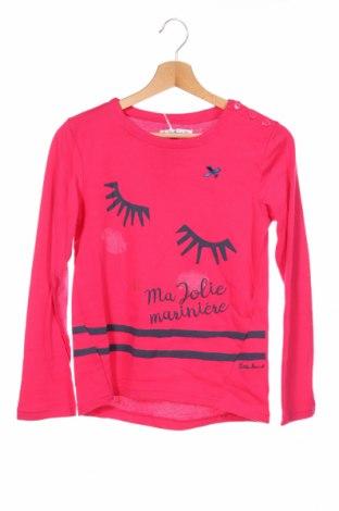 Dětská halenka  Little Marcel, Rozměr 12-13y/ 158-164 cm, Barva Růžová, 36% bavlna, 64% polyester, Cena  173,00Kč