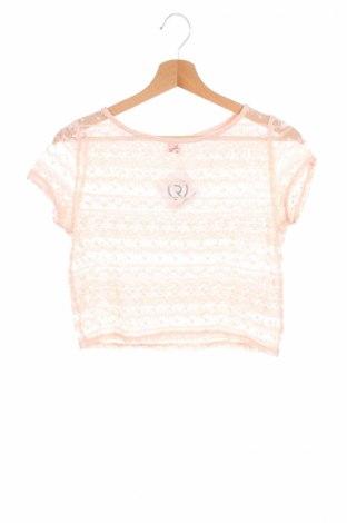 Детска блуза S.Oliver, Размер 12-13y/ 158-164 см, Цвят Розов, Цена 3,94лв.