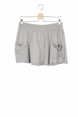 Детска пола H&M L.o.g.g, Размер 12-13y/ 158-164 см, Цвят Сив, 50% памук, 49% памук, 1% еластан, Цена 15,75лв.