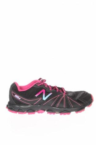 Детски обувки New Balance, Размер 35, Цвят Черен, Текстил, Цена 10,25лв.