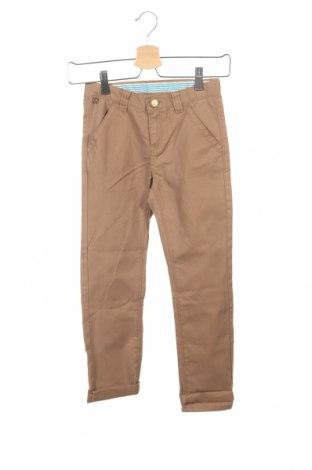 Παιδικό παντελόνι Grain De Ble, Μέγεθος 7-8y/ 128-134 εκ., Χρώμα Καφέ, Βαμβάκι, Τιμή 6,50€