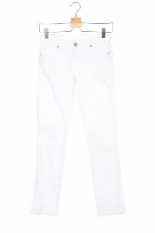 Dětské kalhoty  Inside, Rozměr 10-11y/ 146-152 cm, Barva Bílá, 98% bavlna, 2% elastan, Cena  134,00Kč