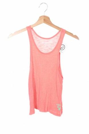 Μπλουζάκι αμάνικο παιδικό Extend, Μέγεθος 8-9y/ 134-140 εκ., Χρώμα Πορτοκαλί, Βισκόζη, Τιμή 2,92€