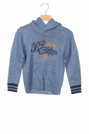 Детски пуловер Complices, Размер 4-5y/ 110-116 см, Цвят Многоцветен, Акрил, Цена 26,40лв.