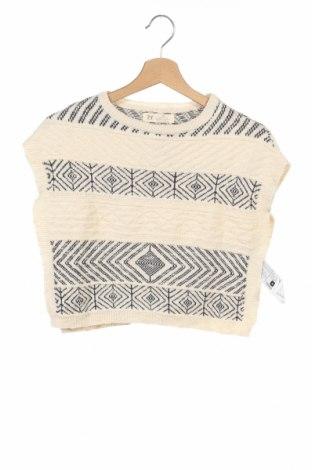 Παιδικό πουλόβερ ZY, Μέγεθος 2-3y/ 98-104 εκ., Χρώμα  Μπέζ, 94% βαμβάκι, 6% πολυαμίδη, Τιμή 7,94€
