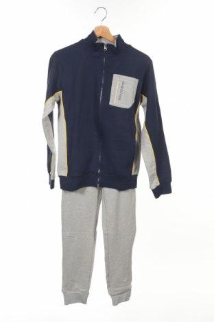 Detský športový komplet  Henry Cotton's, Veľkosť 13-14y/ 164-168 cm, Farba Modrá, 95% bavlna, 5% elastan, Cena  21,47€