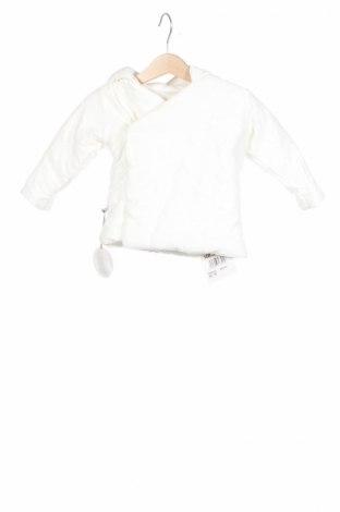 Детско яке Absorba, Размер 18-24m/ 86-98 см, Цвят Бял, 100% памук, Цена 29,68лв.
