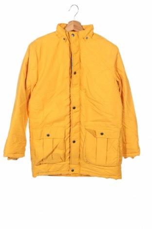 Детско яке Name It, Размер 11-12y/ 152-158 см, Цвят Жълт, Полиестер, Цена 44,85лв.