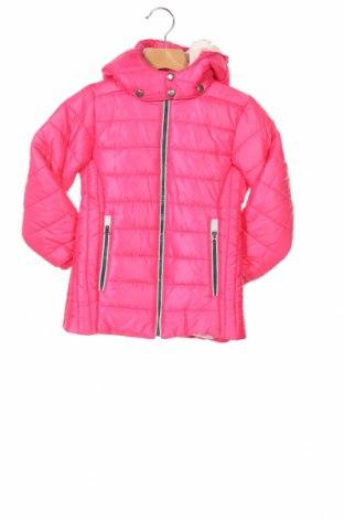 Детско яке за зимни спортове Kanz, Размер 5-6y/ 116-122 см, Цвят Розов, Полиамид, Цена 63,36лв.