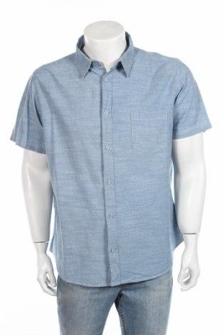 Мъжка риза Identic, Размер XXL, Цвят Син, Цена 12,97лв.