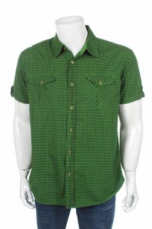 Мъжка риза Much More, Размер XL, Цвят Зелен, Памук, Цена 15,96лв.
