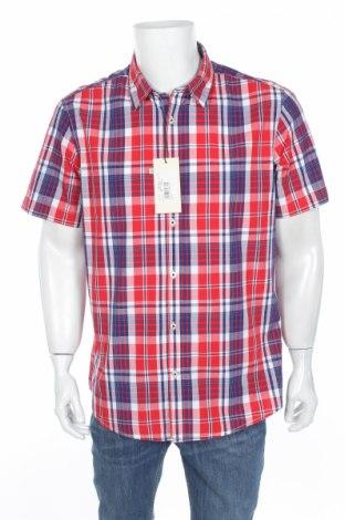 Ανδρικό πουκάμισο Pioneer, Μέγεθος L, Χρώμα Πολύχρωμο, 100% βαμβάκι, Τιμή 2,02€