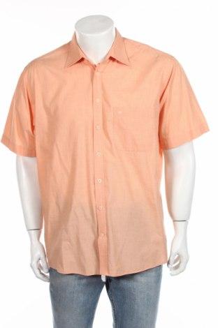 Мъжка риза Seidensticker, Размер L, Цвят Оранжев, Памук, Цена 11,97лв.