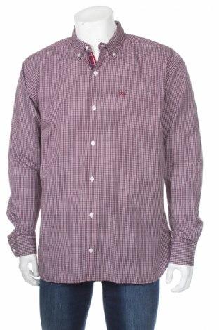 Мъжка риза Tbs, Размер XL, Цвят Многоцветен, Памук, Цена 31,60лв.