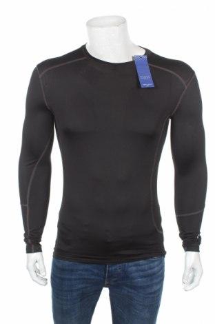 Ανδρική αθλητική μπλούζα New Look, Μέγεθος XS, Χρώμα Μαύρο, 90% πολυεστέρας, 10% ελαστάνη, Τιμή 7,04€