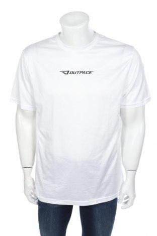 Ανδρικό t-shirt, Μέγεθος XL, Χρώμα Λευκό, Τιμή 2,78€