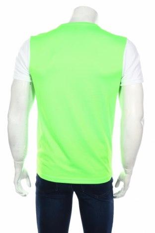 Мъжка тениска Adidas, Размер S, Цвят Зелен, Полиестер, Цена 16,25лв.
