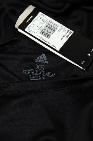 Мъжка тениска Adidas, Размер XS, Цвят Черен, Полиестер, Цена 16,25лв.