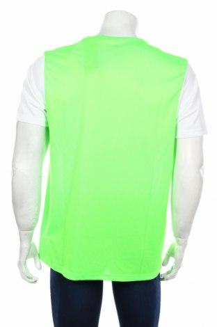 Мъжка тениска Adidas, Размер L, Цвят Зелен, Полиестер, Цена 16,25лв.