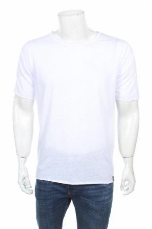 Мъжка тениска Boxeur Des Rues, Размер M, Цвят Бял, Полиестер, Цена 11,34лв.