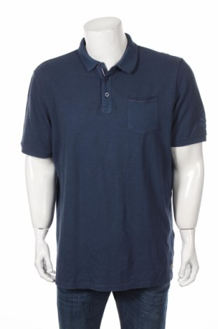 Мъжка тениска Charles Vogele, Размер XXL, Цвят Син, Памук, Цена 14,70лв.