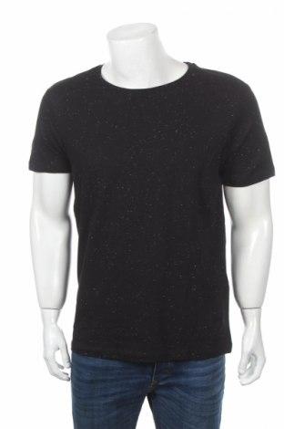 Pánske tričko  Premium By Jack & Jones, Veľkosť M, Farba Čierna, 98% bavlna, 2% polyester, Cena  11,66€