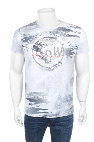 Мъжка тениска Redway, Размер M, Цвят Син, Цена 9,24лв.