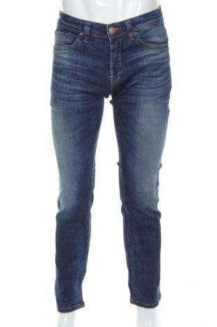 Мъжки дънки Ltb, Размер S, Цвят Син, 95% памук, 4% полиестер, 1% еластан, Цена 23,45лв.