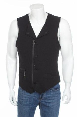Pánská vesta  RNT23 Jeans, Rozměr L, Barva Černá, 50% bavlna, 50% polyester, Cena  468,00Kč