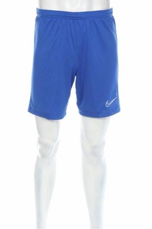 Ανδρικό κοντό παντελόνι Nike, Μέγεθος M, Χρώμα Μπλέ, Πολυεστέρας, Τιμή 8,89€