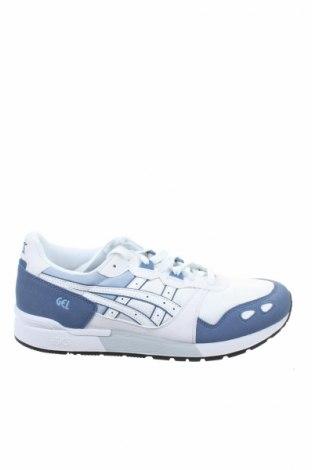 Pánské boty ASICS, Rozměr 43, Barva Bílá, Textile , Eko kůže, Cena  1136,00Kč