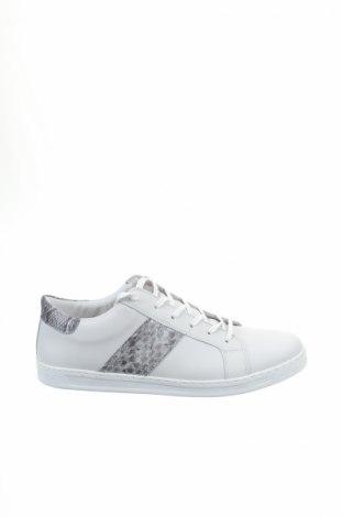 Ανδρικά παπούτσια Carnet De Vol, Μέγεθος 44, Χρώμα Λευκό, Γνήσιο δέρμα, Τιμή 27,60€