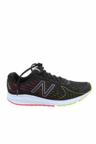 Мъжки обувки New Balance, Размер 44, Цвят Черен, Текстил, Цена 103,35лв.