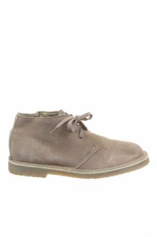 Ανδρικά παπούτσια Olympus, Μέγεθος 40, Χρώμα  Μπέζ, Φυσικό σουέτ, Τιμή 6,81€